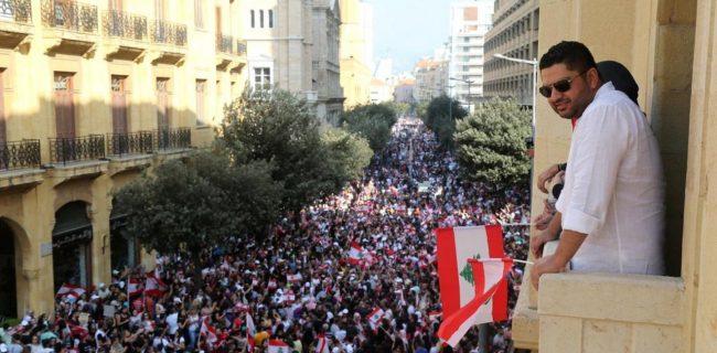 چهار وزیر دولت ائتلافی لبنان استعفا دادند