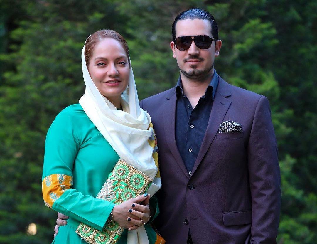 مهناز افشار از همسرش جدا شد