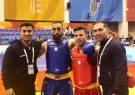 ساندای ایران قهرمان جهان شد