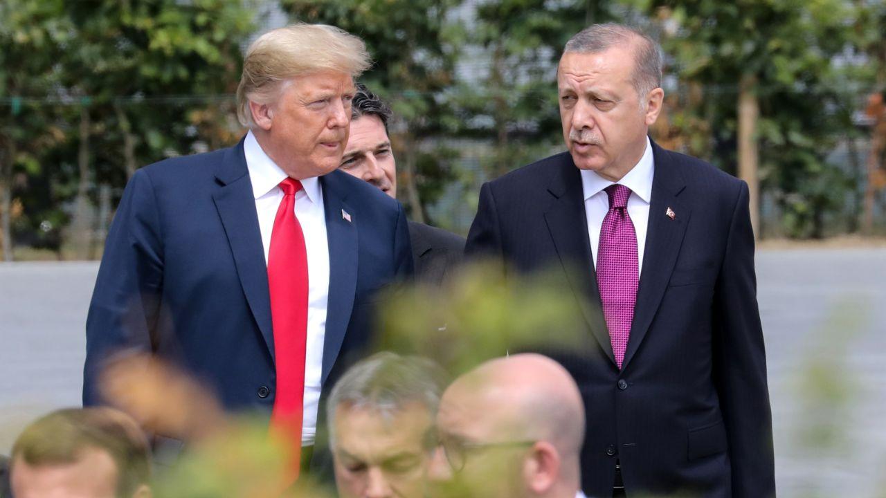 دعوای ترکیه و آمریکا بالا گرفت