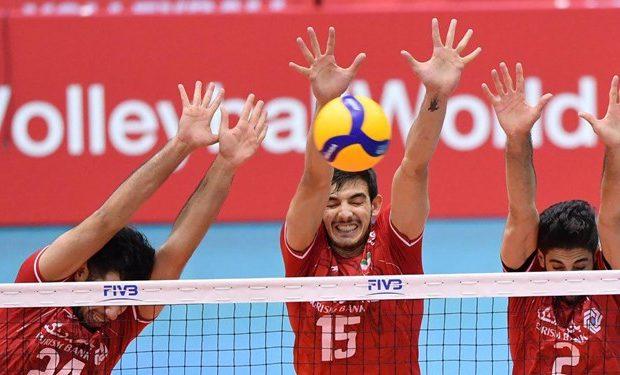 باخت تیم ملی والیبال ایران مقابل ایتالیا/ ششمین شکست شد!