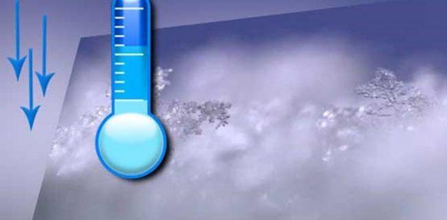 کاهش دمای هوای استان کرمان از سه شنبه