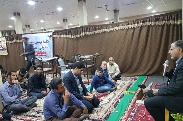 آغاز طرح هر مسجد یک حقوقدان در سیرجان