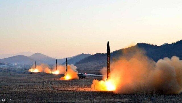 آزمایش موشکی مهم در کره شمالی