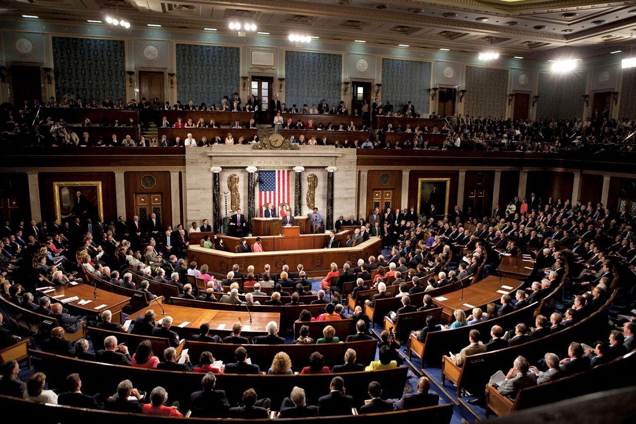 کنگره آمریکا در شرف تصویب لایحهای برای تحریم ایران، سوریه و روسیه