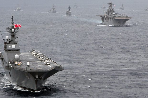 ژاپن نیروی نظامی به خلیج فارس اعزام می کند