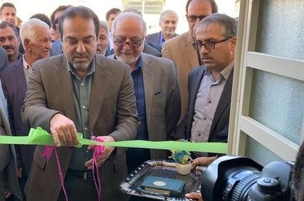 چهار طرح درمانی با حضور معاون وزیر بهداشت در سیرجان افتتاح شد