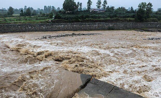 هشدار سیلاب رودخانه ها در استان کرمان