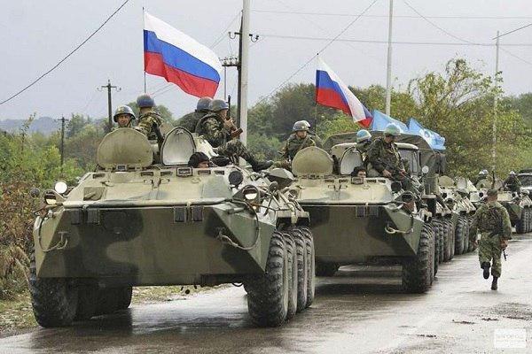 نیروهای روسی در یک منطقه استراتژیک در شمال رقه مستقر شدند