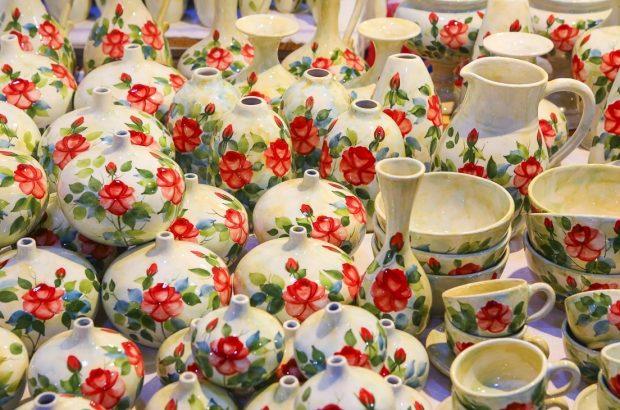 برپایی نمایشگاه صنایع دستی با نمایش یک هزار اثر در سیرجان