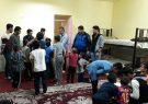 دانشجویان علوم پزشکی سیرجان جشن شب یلدا را در میان کودکان بیسرپرست برگزار کردند