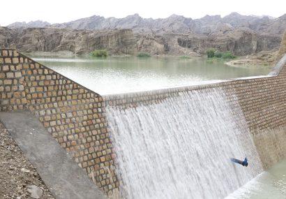 طرح های آبخیزداری در سیرجان مانع سیلاب شد