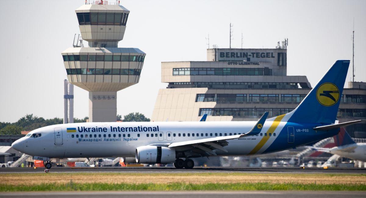 بیانیه دولت درباره سقوط هواپیمای اوکراینی