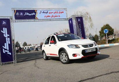 اولین سری «کوییک آر» در پارس خودرو تحویل مشتریان شد