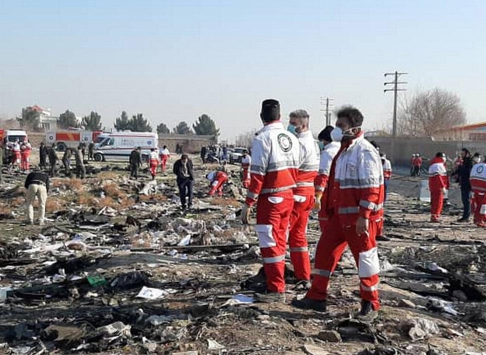 دو تن از مسافران پرواز تهران – اوکراین کرمانی بودند