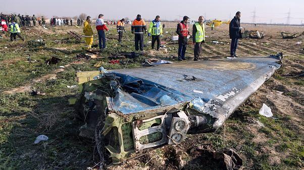 شلیک پدافند، عامل سقوط هواپیمای اوکراینی