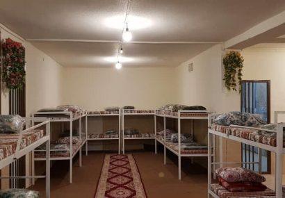 اقامتگاه موقت متهمان در سیرجان راه اندازی شد