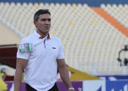 تیمداری عقاب آسیا در فوتبال ایران