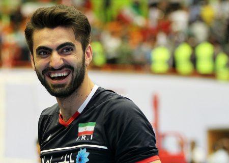 امیر غفور از ایتالیا به ایران بازگشت