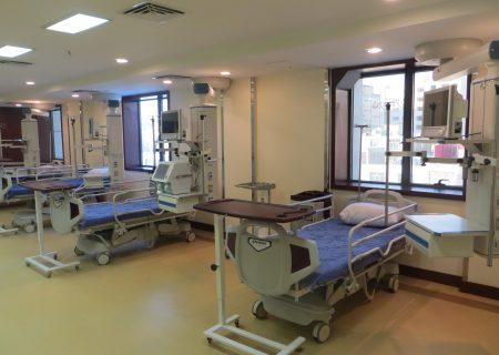 افزایش ۲۱ تخت آیسییو به بیمارستانهای سیرجان توسط خیران