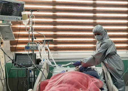 شمار بیماران بستری مبتلا به کرونا در کرمان به ۱۰۰ نفر رسید