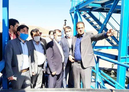 راه اندازی کارخانه تولید کنستانتره و گندله سنگ آهن در سیرجان