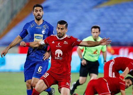 گزارش AFC از تقابل استقلال با تراکتور در فینال جام حذفی