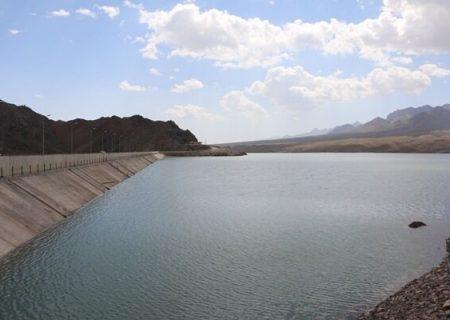 ۴۰۰ میلیون متر مکعب آب پشت سدهای استان کرمان ذخیره شد