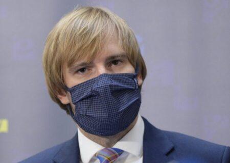 وزیر بهداشت جمهوری چک استعفا کرد