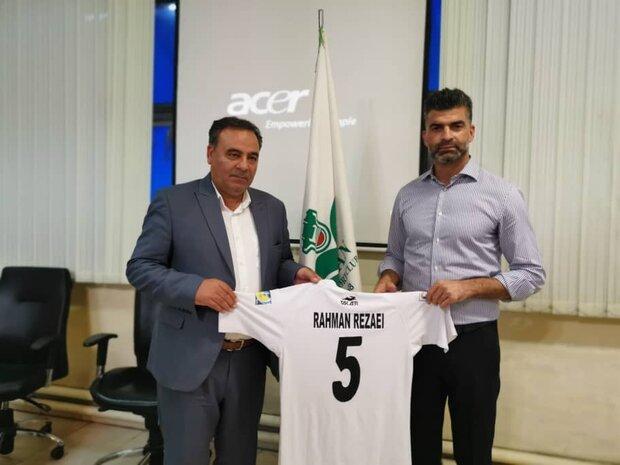 رحمان رضایی سرمربی تیم فوتبال ذوب آهن شد