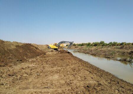 اولویت لایروبی در ۸ هزار کیلومتر از رودخانههای استان
