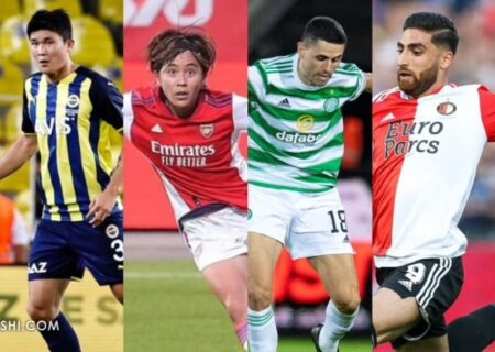 سه بازیکن ایرانی نامزد بهترین لژیونر هفته آسیا