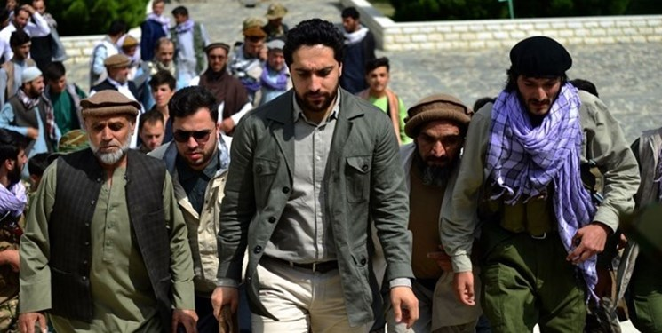 احمد مسعود خواستار قیام مردم افغانستان علیه طالبان شد