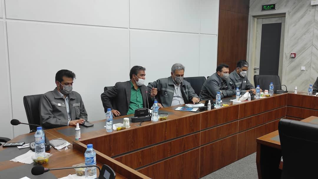 جلسه جذب سرمایه گذار در حوزه تولید موتورهای الکتریکی برگزار شد